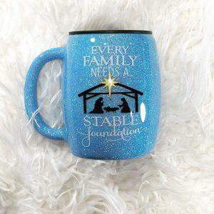 14oz Custom Stainless Coffee Mug