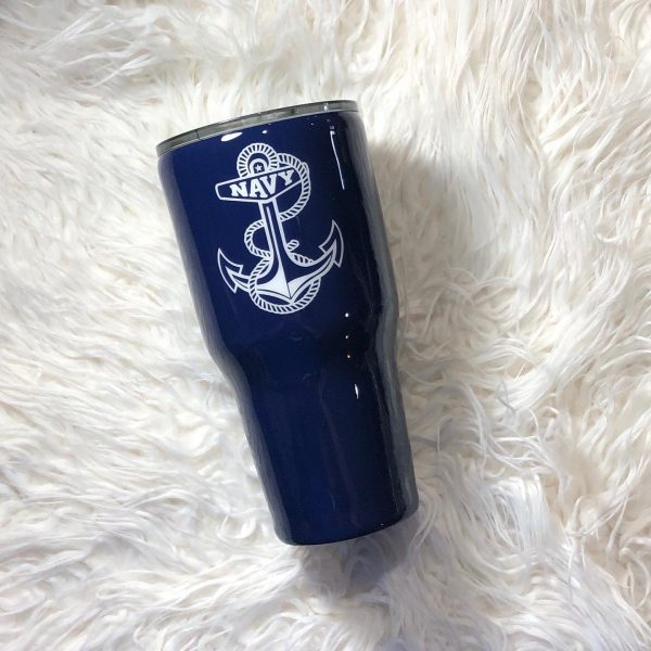 30oz Us navy Tumbler