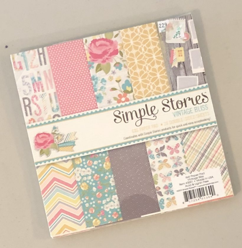 Simple Stories Vintage Bliss