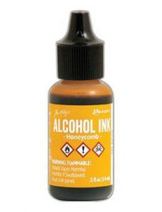 Tim Holtz Honeycomb Alcohol Ink