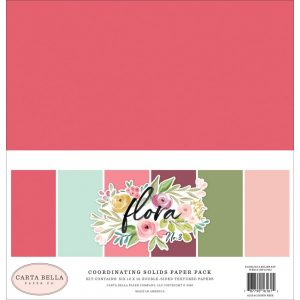 Carta Bella Flora Cardstock