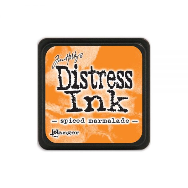 Tim Holtz Mini Distress Ink Spiced Marmalade