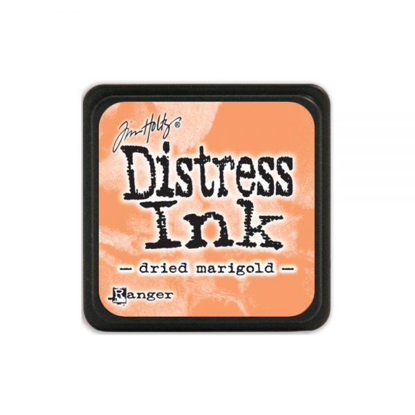 Tim Holtz Mini Ink Pad Dried Marigold