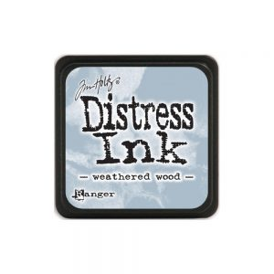 Tim Holtz Weathered Wood Mini Distress Ink Pad