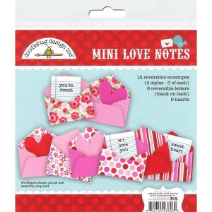Doodlebug Designs Mini Love Notes