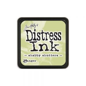 Tim Holtz Mini Distress Ink Shabby Shutters