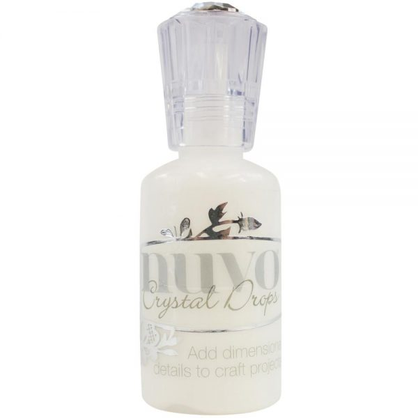 White Nuvo Crystal Drops