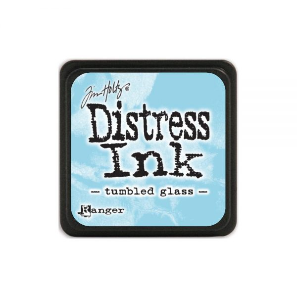 Tim Holtz Tumbled Glass Mini Distress Ink
