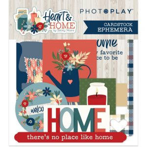 Photoplay Heart and Home Die Cuts
