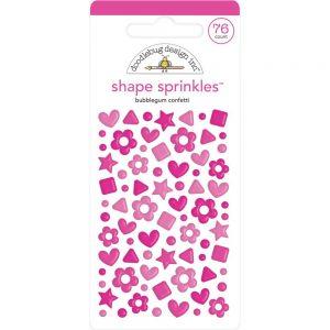 Doodlebug Designs Bubblegum Shape Sprinkles