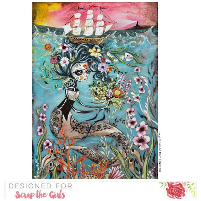 Scrap the girls inspiration image