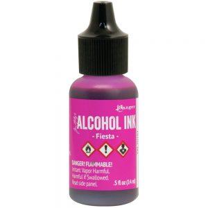 Tim Holtz Fiesta Alcohol Ink