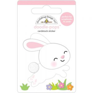 Doodlebug Designs Hippity Hoppity Easter Doodle-pop Sticker