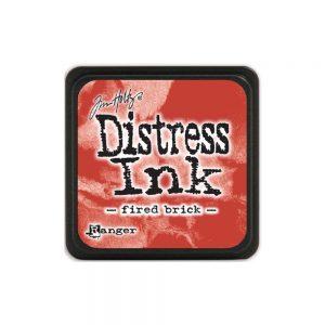 Tim Holtz Fired Brick Distress Mini Ink Pad