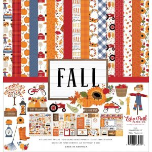 Echo Park Fall 12x12 Collection Kit