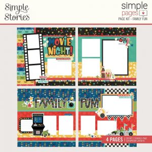 Simple Stories Family Fun Page Kit