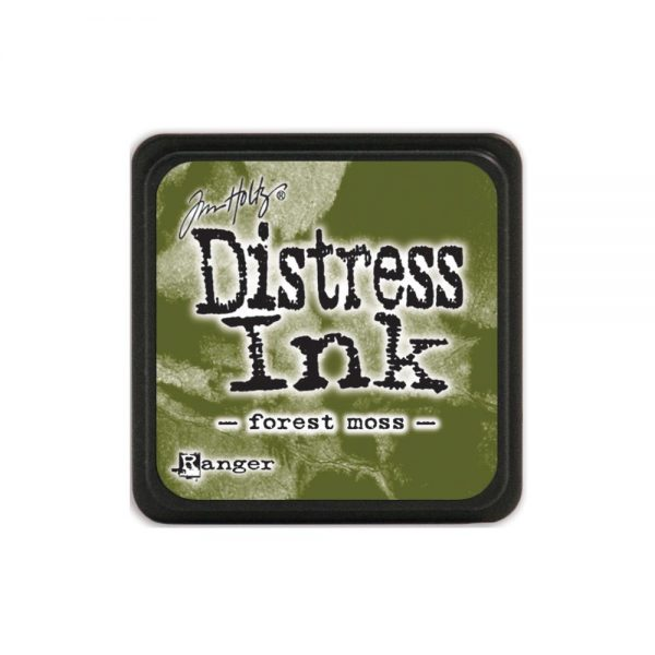 Tim Holtz Forest Moss Mini Distress Ink Pad