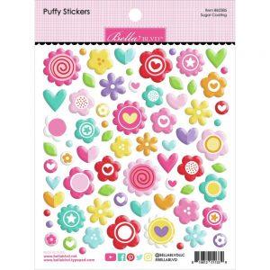 Bella Blvd My Candy Girl Puffy Stickers