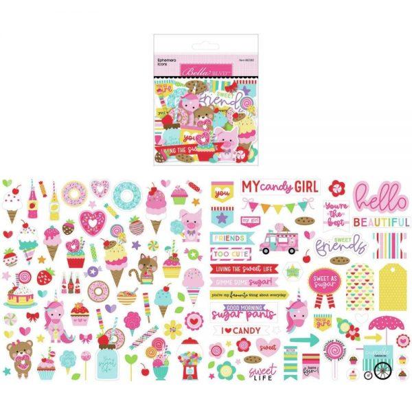 Bella Blvd My Candy Girl Die Cuts