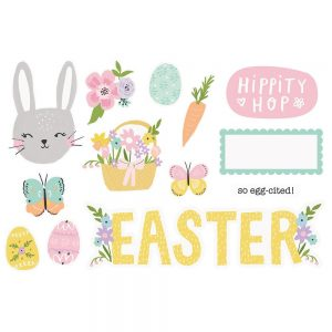 Simple Stories Easter Page Pieces
