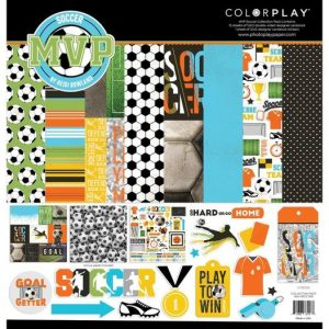 Photoplay Soccer MVP Collection Kit